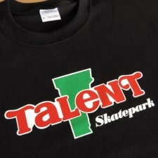 San Diego Print Shop - CUSTOM T-SHIRT PRINTING - Talent_Tee_Web