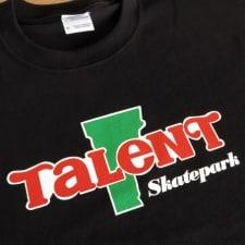 San Diego Print Shop - CUSTOM T-SHIRT PRINTING - Talent_Tee_Web